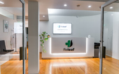 An Investment In The Future of Medicine: Franchising with Releaf